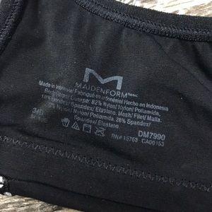 Maidenform Intimates & Sleepwear - Sports Bra 34D